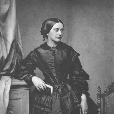 Clara Schumann Wieck (1819-1896)
